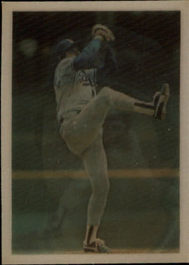 1986 Sportflics #12 Fernando Valenzuela
