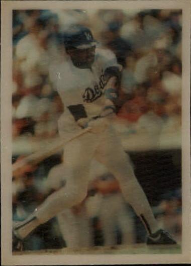 1986 Sportflics #14 Pedro Guerrero