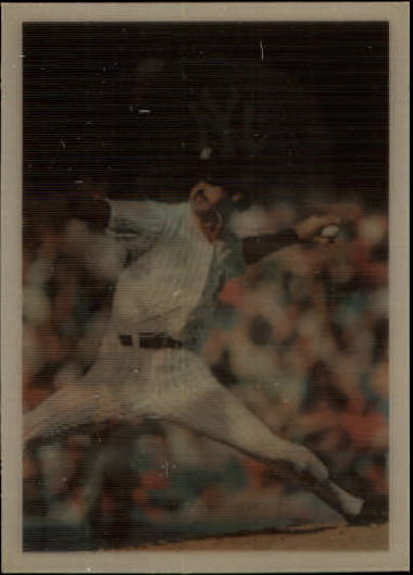 1986 Sportflics #18 Ron Guidry