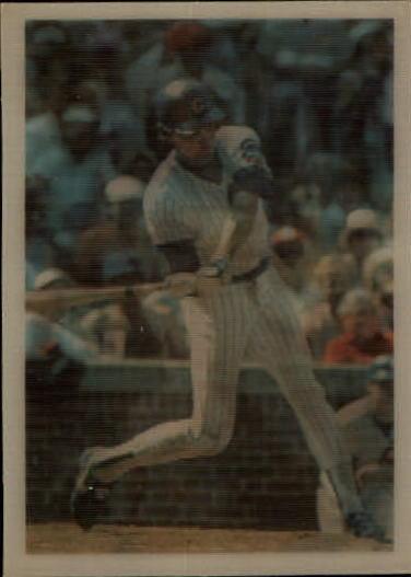 1986 Sportflics #20 Ryne Sandberg