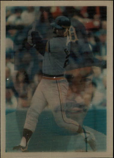 1986 Sportflics #21 Kirk Gibson