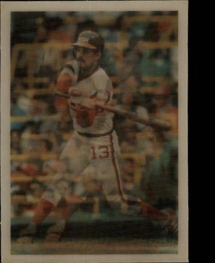 1986 Sportflics #22 Ozzie Guillen