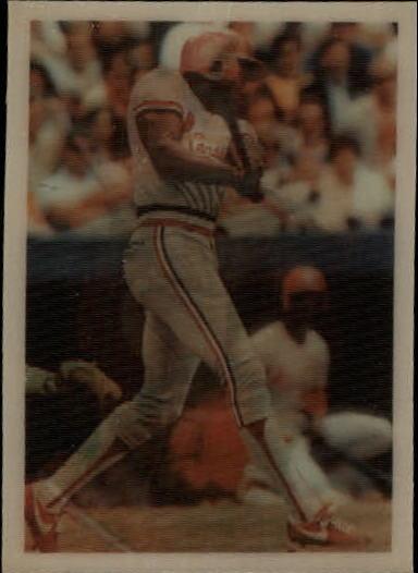 1986 Sportflics #24 Vince Coleman