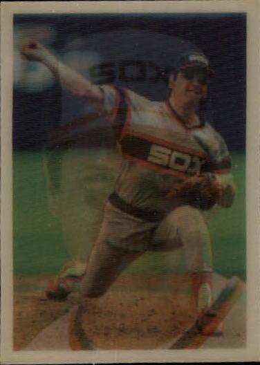1986 Sportflics #25 Tom Seaver