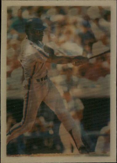 1986 Sportflics #126 RBI Sluggers