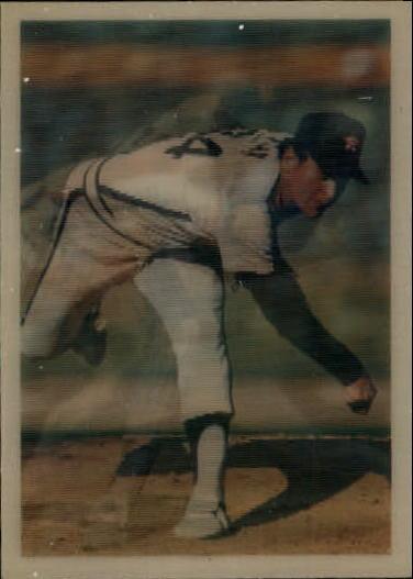 1986 Sportflics #143 Strikeout Kings Nolan Ryan