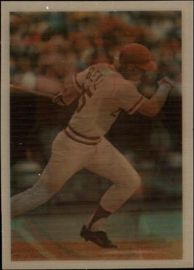 1986 Sportflics #151 Buddy Bell