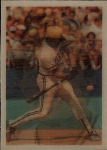 1986 Sportflics #165 Tony Pena
