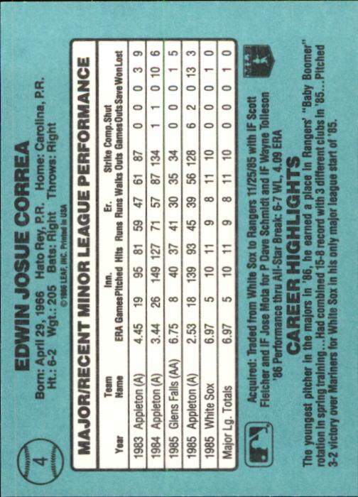 1986-Donruss-Rookies-Baseball-1-56-Your-Choice-GOTBASEBALLCARDS thumbnail 7