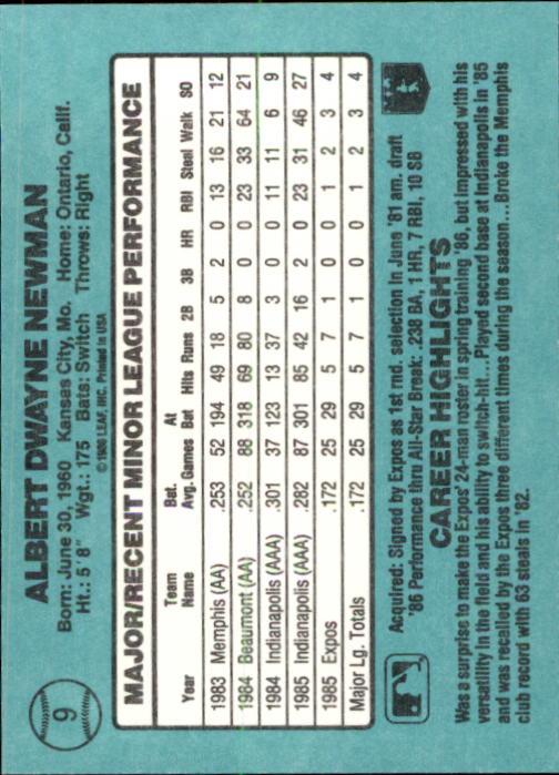 1986-Donruss-Rookies-Baseball-1-56-Your-Choice-GOTBASEBALLCARDS thumbnail 16