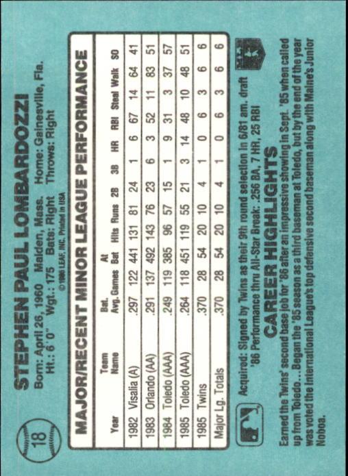 1986-Donruss-Rookies-Baseball-1-56-Your-Choice-GOTBASEBALLCARDS thumbnail 30