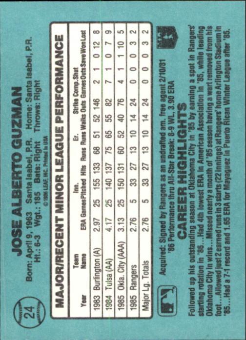 1986-Donruss-Rookies-Baseball-1-56-Your-Choice-GOTBASEBALLCARDS thumbnail 40