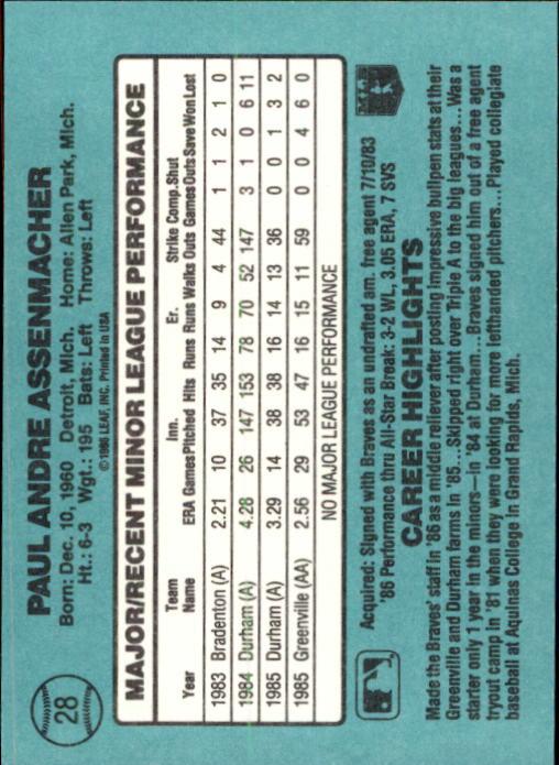 1986-Donruss-Rookies-Baseball-1-56-Your-Choice-GOTBASEBALLCARDS thumbnail 48