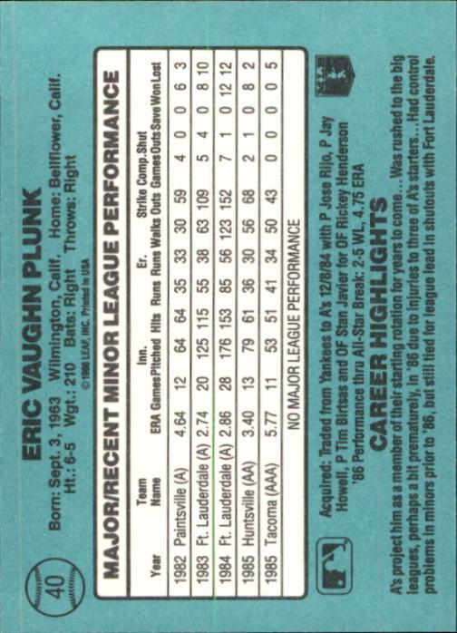 1986-Donruss-Rookies-Baseball-1-56-Your-Choice-GOTBASEBALLCARDS thumbnail 68