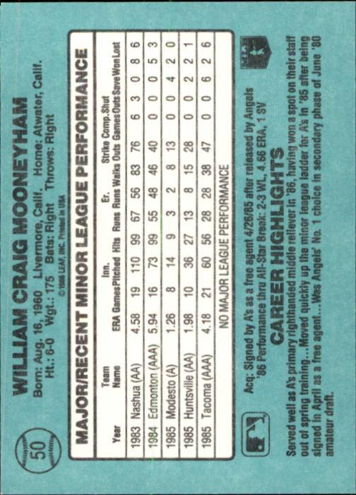 1986-Donruss-Rookies-Baseball-1-56-Your-Choice-GOTBASEBALLCARDS thumbnail 88