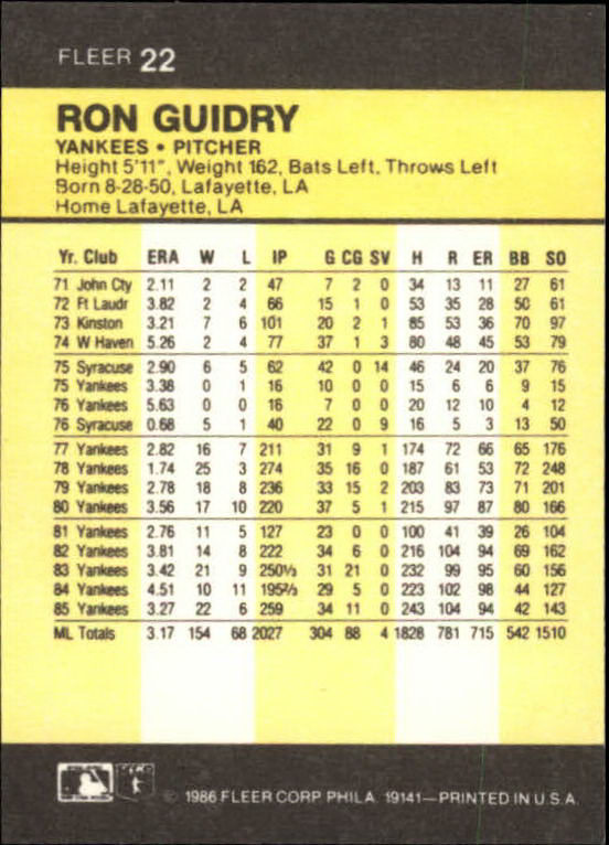 1986-Mini-Baseball-1-120-Your-Choice-GOTBASEBALLCARDS thumbnail 41