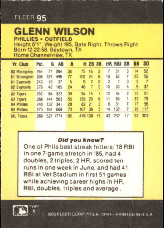 1986-Mini-Baseball-1-120-Your-Choice-GOTBASEBALLCARDS thumbnail 151