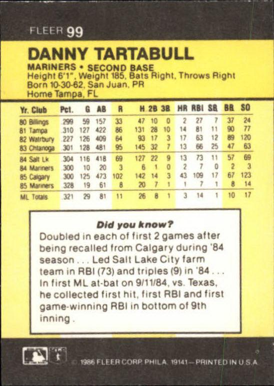 1986-Mini-Baseball-1-120-Your-Choice-GOTBASEBALLCARDS thumbnail 157
