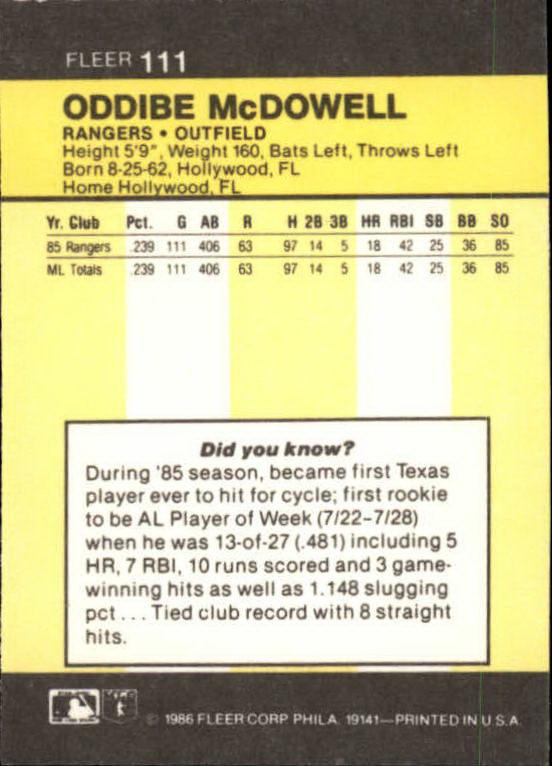 1986-Mini-Baseball-1-120-Your-Choice-GOTBASEBALLCARDS thumbnail 177