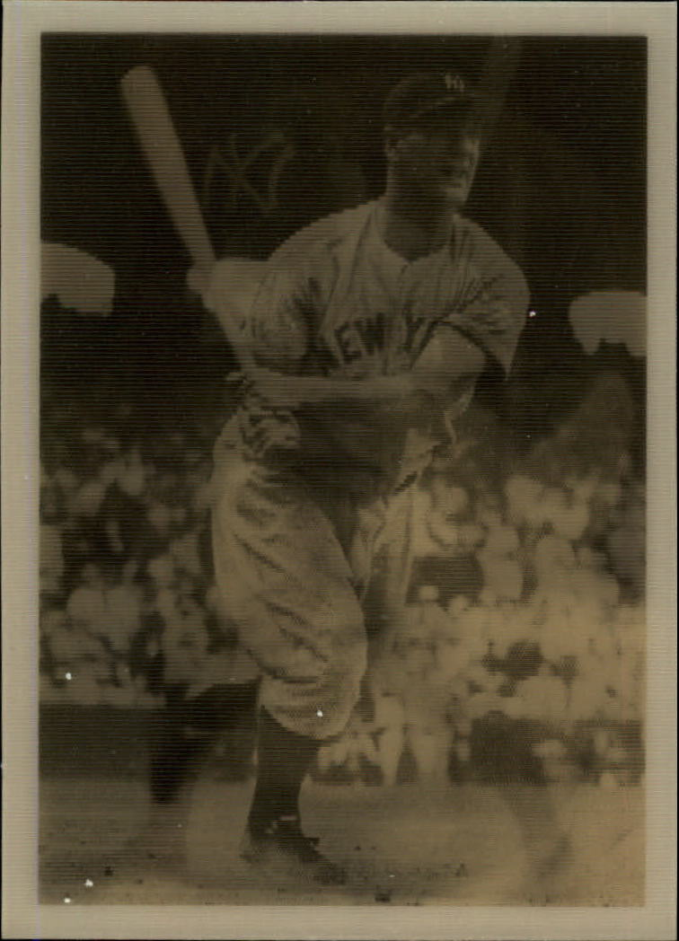 1986 Sportflics Decade Greats #10 Lou Gehrig
