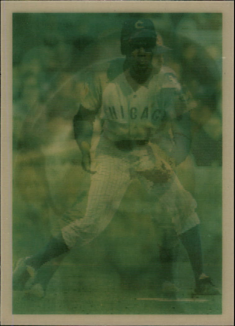 1986 Sportflics Decade Greats #29 Ernie Banks
