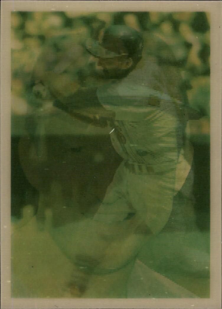 1986 Sportflics Decade Greats #30 Stan Musial
