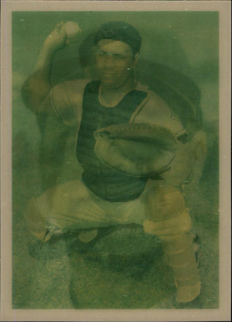 1986 Sportflics Decade Greats #33 Roy Campanella