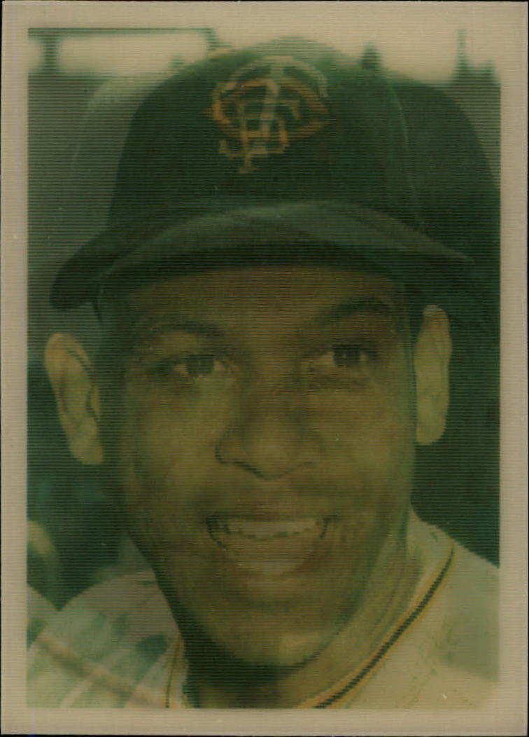 1986 Sportflics Decade Greats #48 Best '60s First Base/Willie McCovey/Harmon Kille