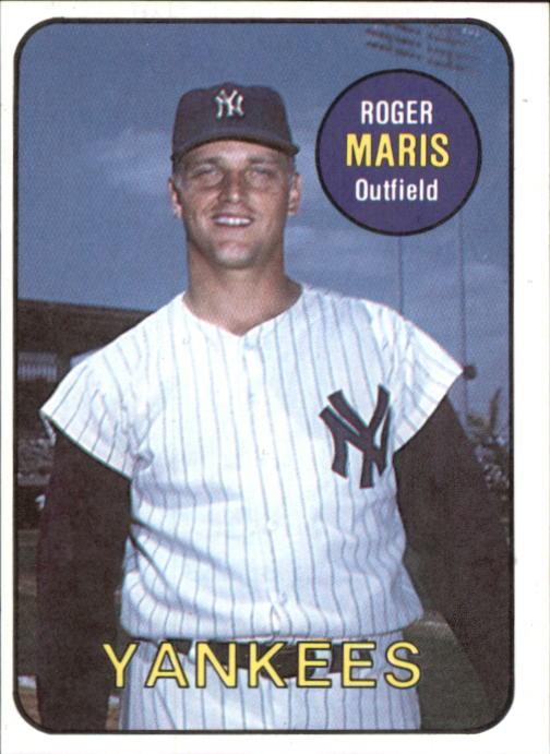 1986 Sports Design J.D. McCarthy #5 Roger Maris