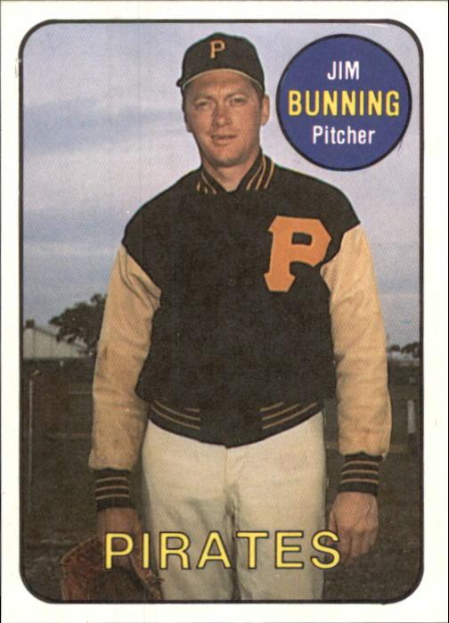 1986 Sports Design J.D. McCarthy #14 Jim Bunning