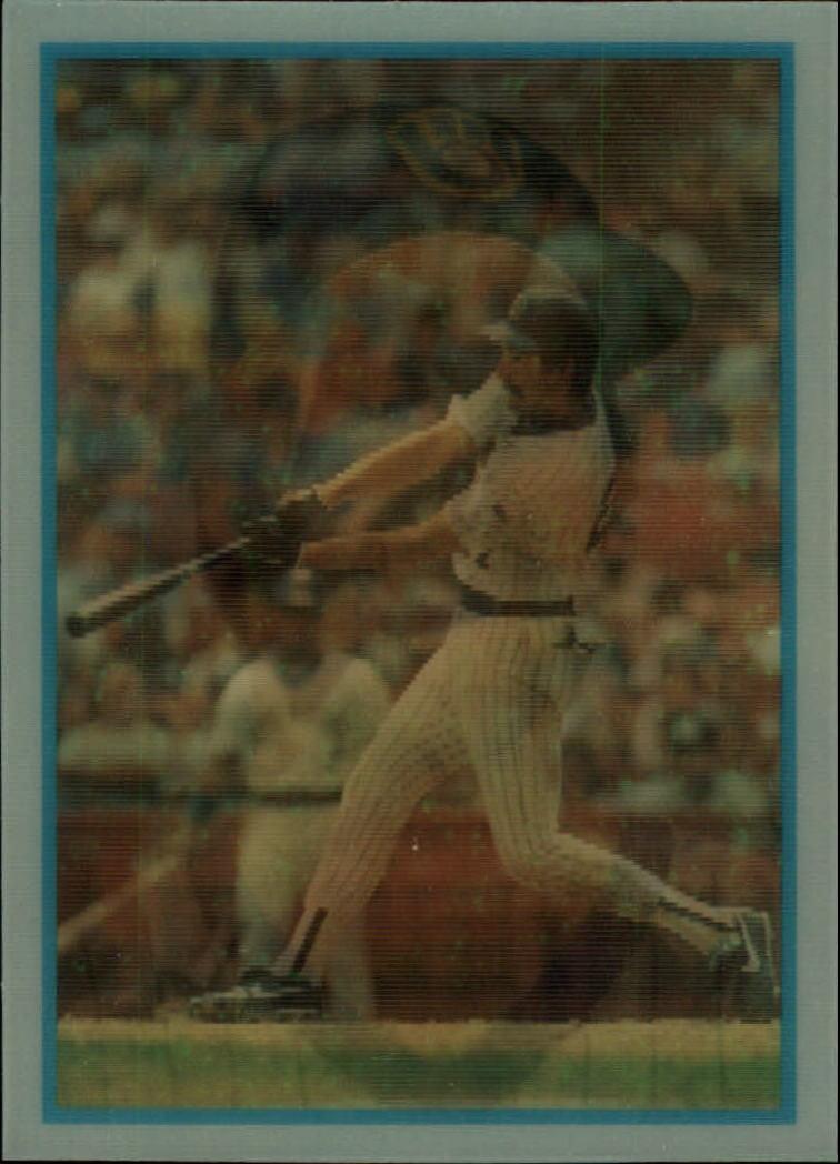 1986 Sportflics Rookies #4 Dale Sveum