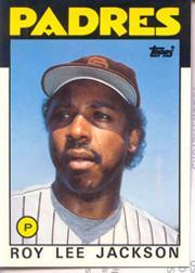 1986 Topps Tiffany #634 Roy Lee Jackson