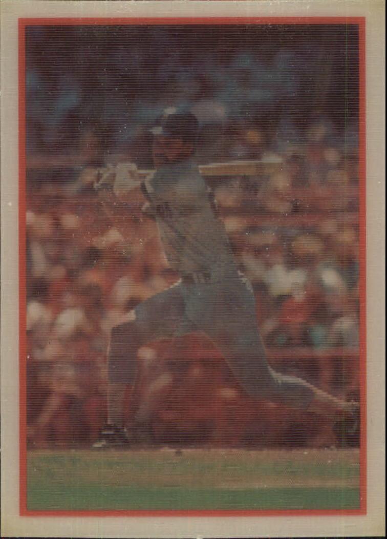 1987 Sportflics #2 Wade Boggs