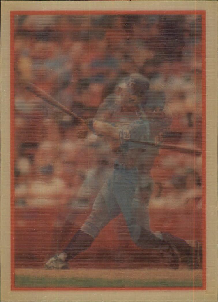 1987 Sportflics #5 George Brett