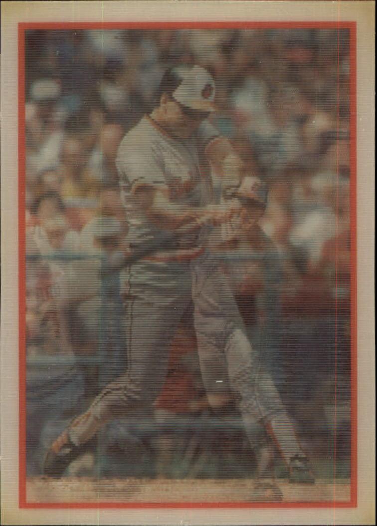 1987 Sportflics #9 Cal Ripken