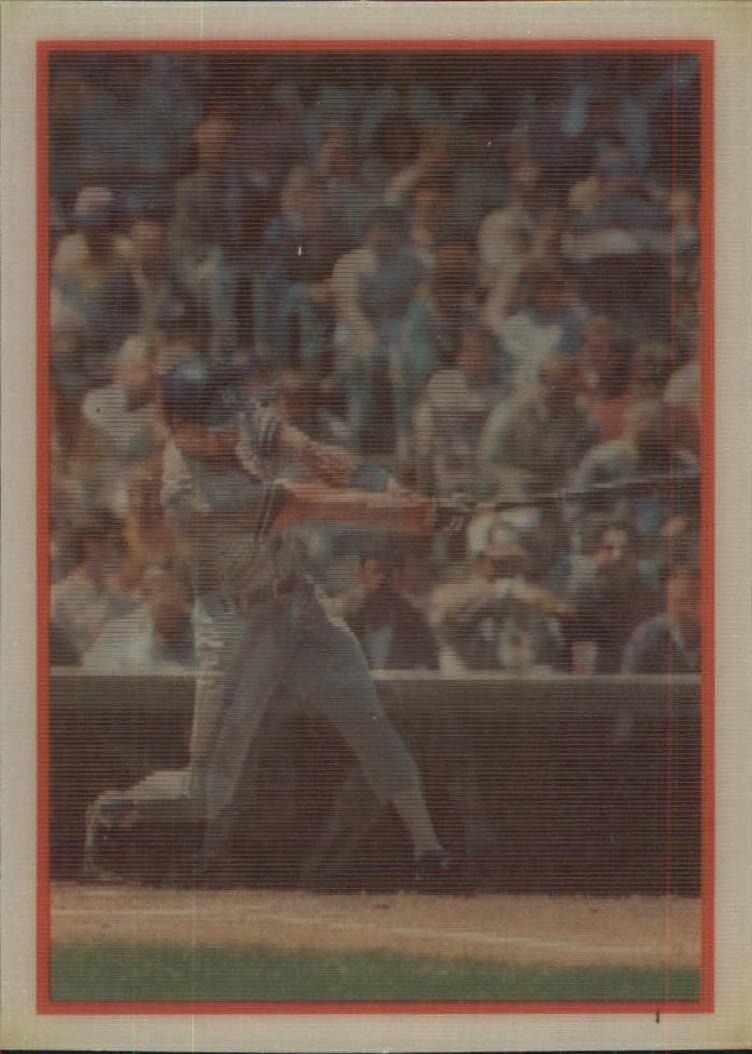 1987 Sportflics #12 Steve Sax