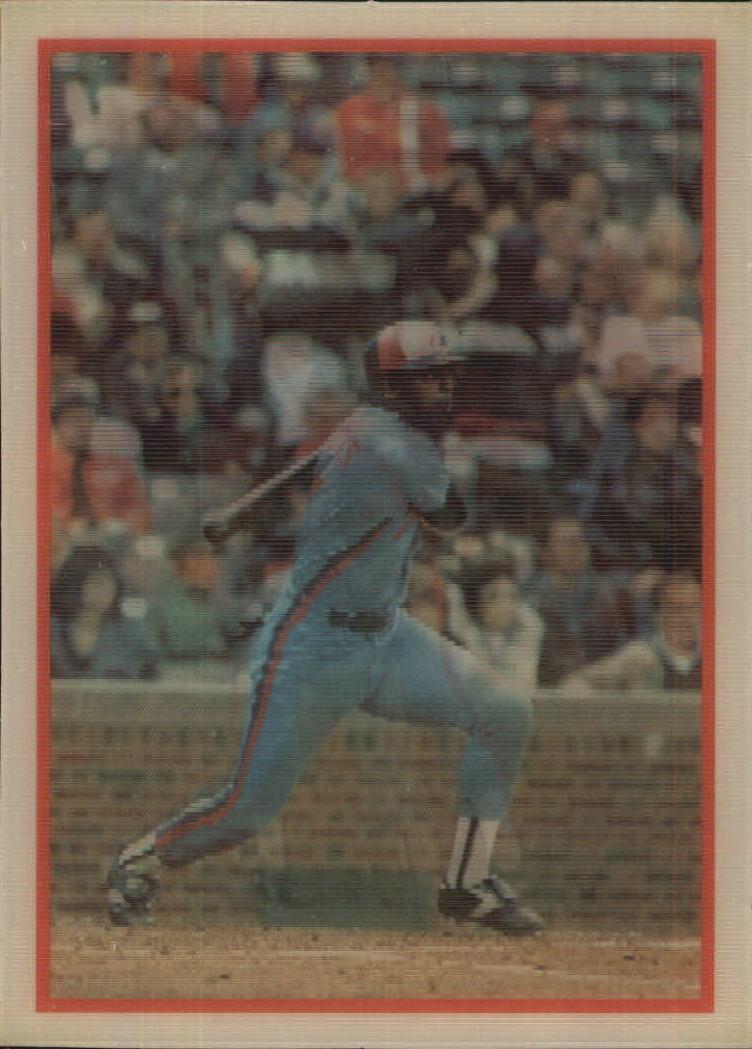 1987 Sportflics #18 Hubie Brooks