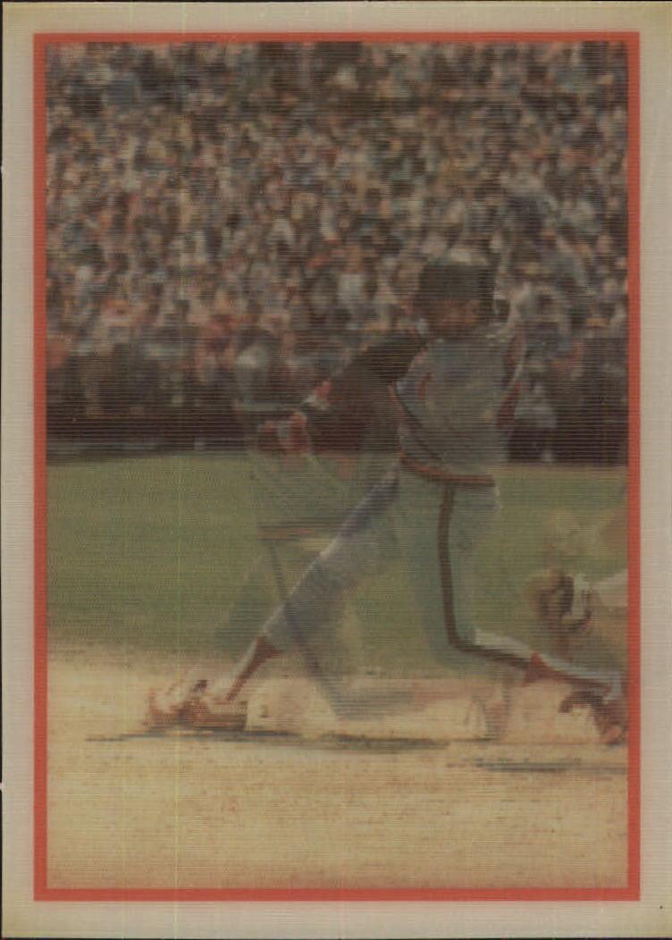 1987 Sportflics #44 Reggie Jackson