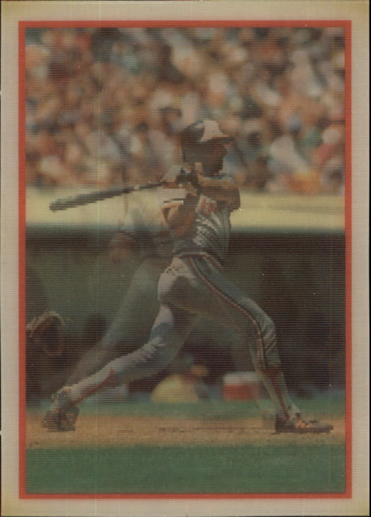 1987 Sportflics #49 Fred Lynn