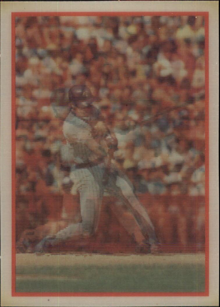 1987 Sportflics #54 Paul Molitor