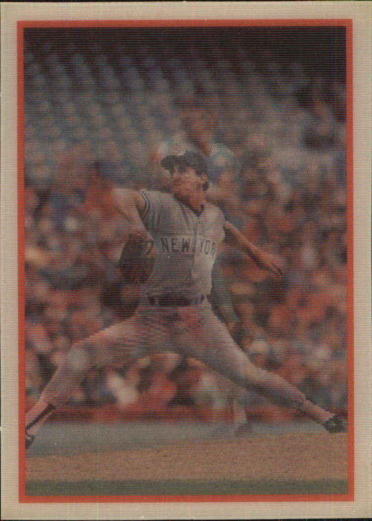 1987 Sportflics #57 Dave Righetti