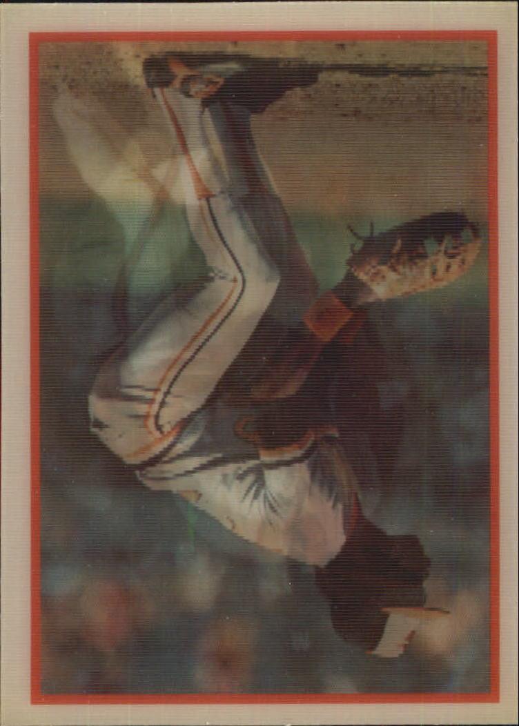 1987 Sportflics #75 Tri-Stars Don Mattingly