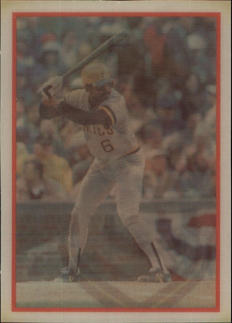 1987 Sportflics #93 Tony Pena
