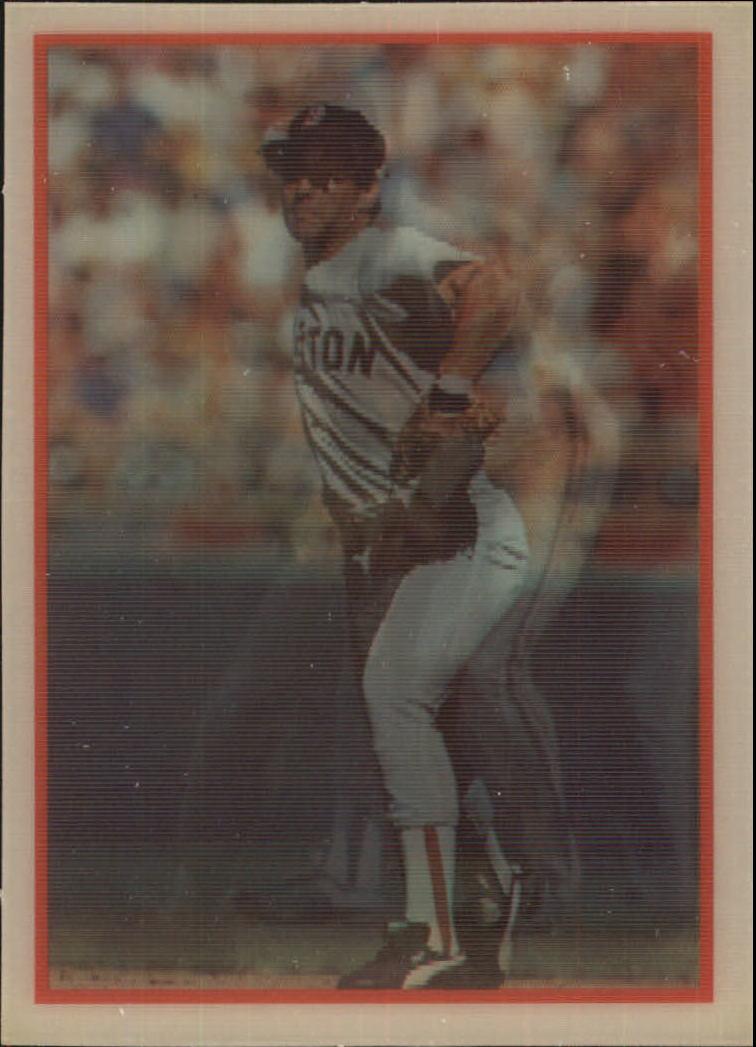 1987 Sportflics #112 Tri-Stars Lou Whitaker