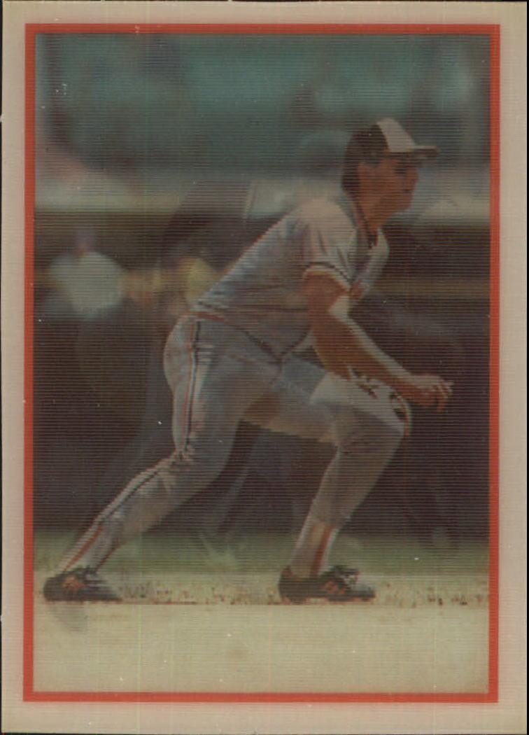 1987 Sportflics #113 Tri-Stars Cal Ripken