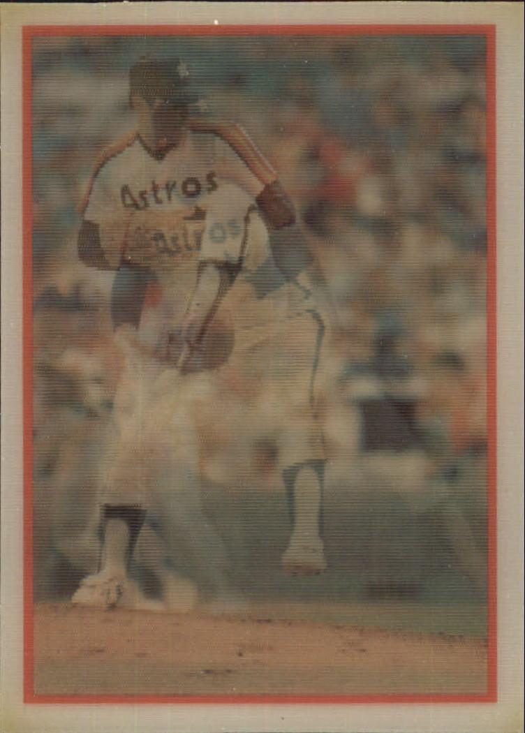 1987 Sportflics #125 Nolan Ryan