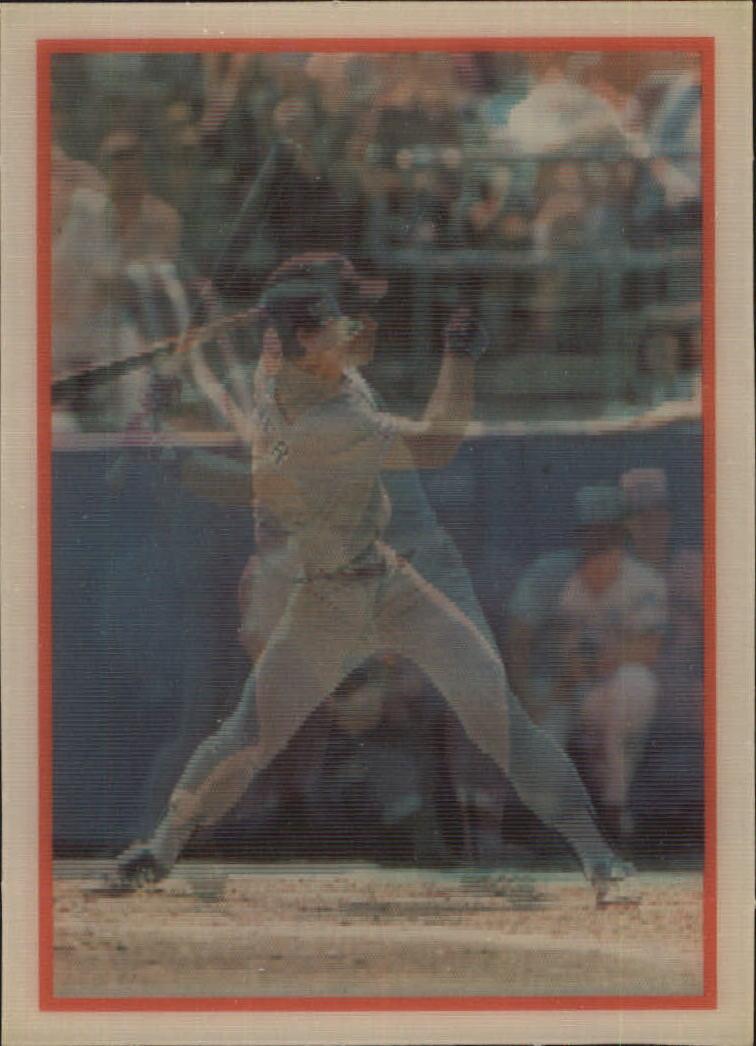 1987 Sportflics #136 Scott Fletcher