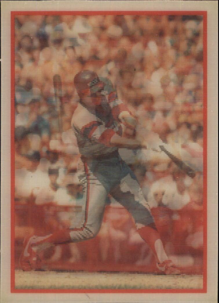 1987 Sportflics #140 Carlton Fisk