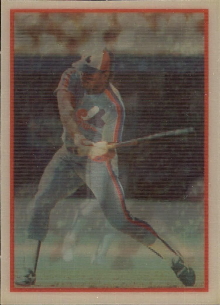 1987 Sportflics #152 Tri-Stars Raines/Cruz/Coleman