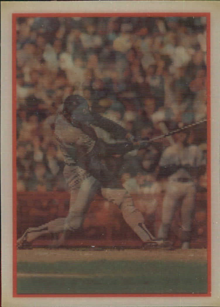 1987 Sportflics #174 Larry Parrish